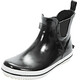 Kamik Sharonlo Rubber Boots Women Black